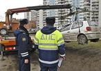 Эвакуаторы вернулись в Ростов-на-Дону