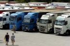 Ограничения для грузового автотранспорта