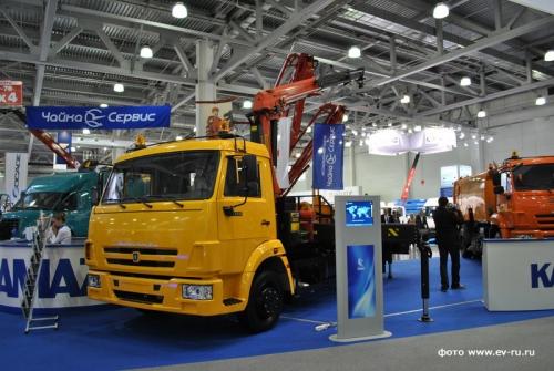Comtrans/2013 КамАЗ-4308