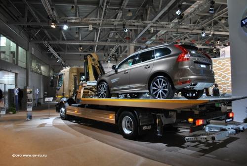 Comtrans/2013 Volvo FL